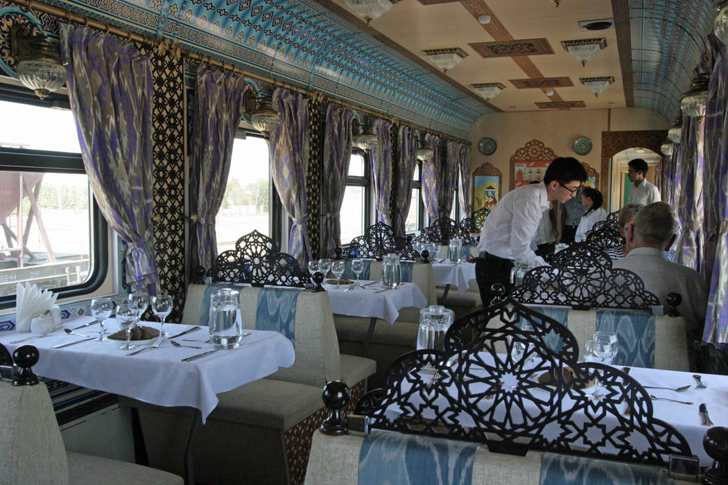 Registan Wagon Restauracja