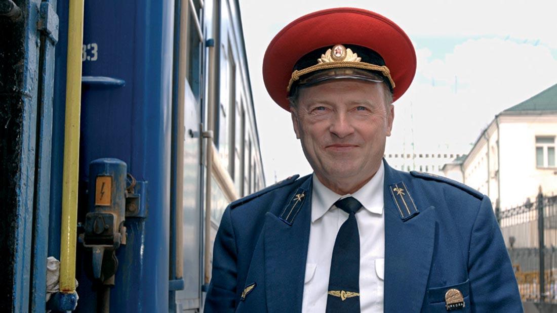 Złoto Carów - Kolej Transsyberyjska Z Moskwy Do Pekinu