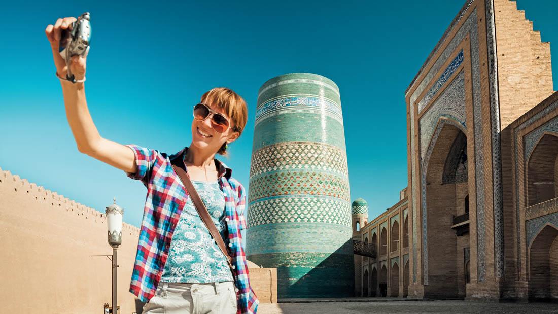 Uzbekistan.<br /> Na Jedwabnym Szlaku