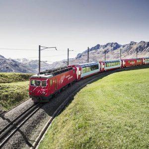 Glacier Express 3